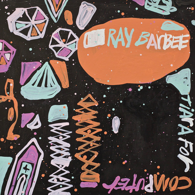 Album cover for Tiara for Computer by Ray Barbee