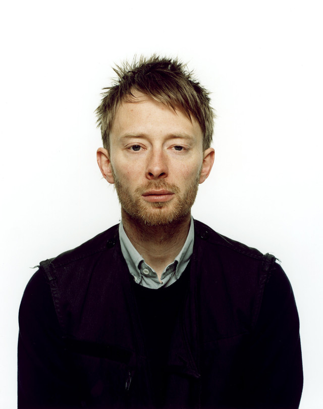 Thom Yorke, Radiohead Down Is the New Up cover