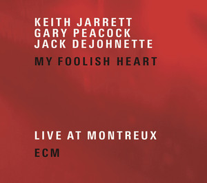 Keith Jarrett, Gary Peacock, Jack DeJohnette The Song Is You cover