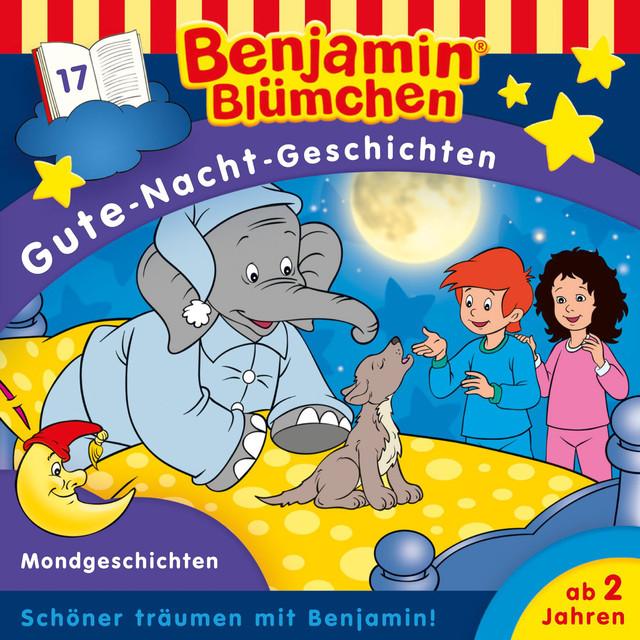 Gute Nacht Geschichten - Folge 17: Mondgeschichten Cover