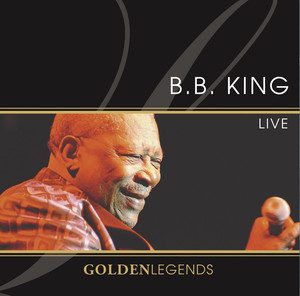 Golden Legends: B.B. King Live album