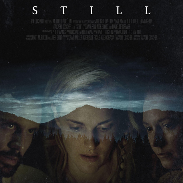 Album cover for Still (Original Motion Picture Soundtrack) by Takénobu