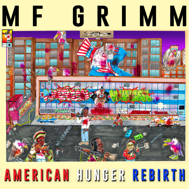Good Morning Vietnam You Got A Window Open It : Fame a song by mf grimm drasar monumental on spotify