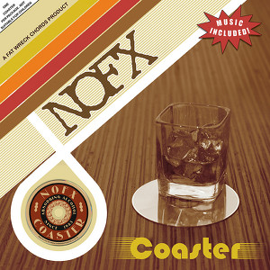 Coaster Albumcover