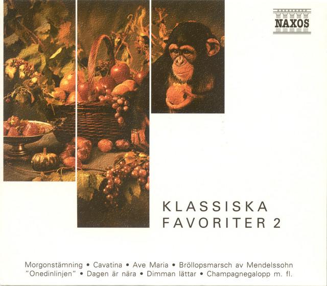 Klassiska Favoriter, Vol. 2