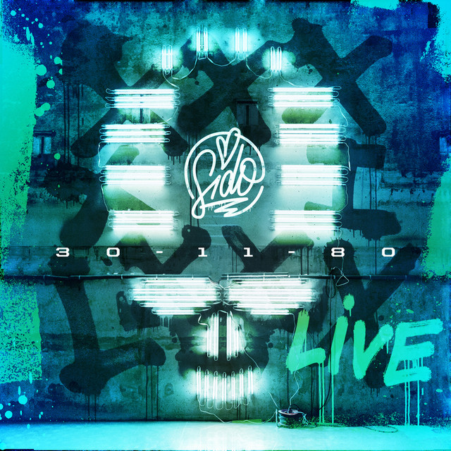 Sido 30-11-80 (Live) album cover