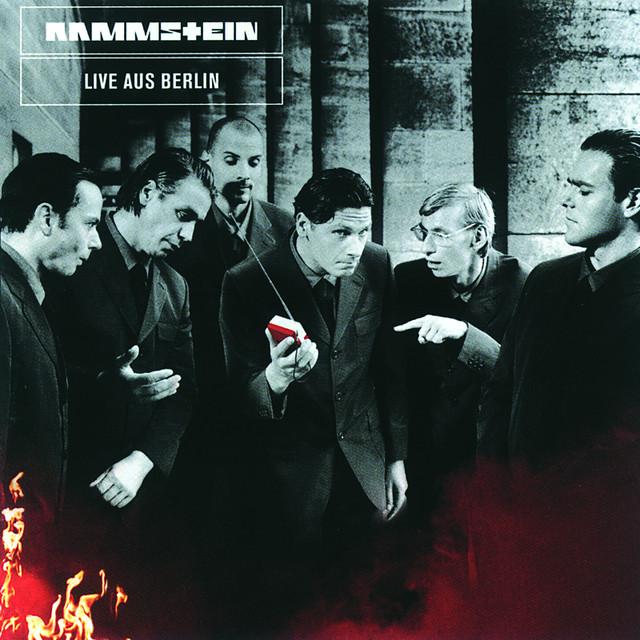 Rammstein Live aus Berlin album cover