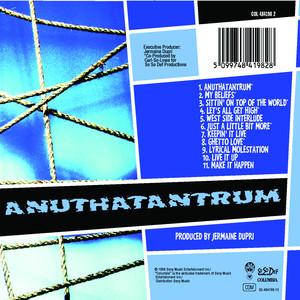 Anuthatantrum Albumcover