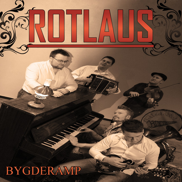 Album cover for Bygderamp by Rotlaus