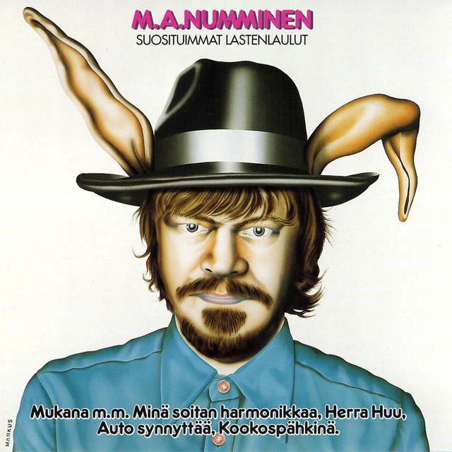 M.A. Numminen on Spotify