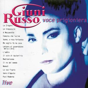 Voce prigioniera (Live) album