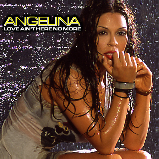 Angelina Love Ain't Here No More album cover