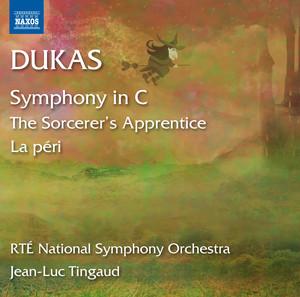 Dukas: L'apprenti sorcier, La péri & Symphony in C Major Albümü