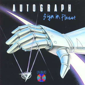 Autograph In the Night cover