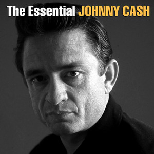 The Essential Johnny Cash Albumcover