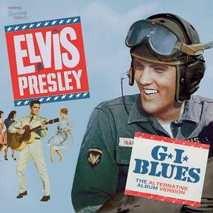 G.I. Blues - The Alternative Album Version Albumcover