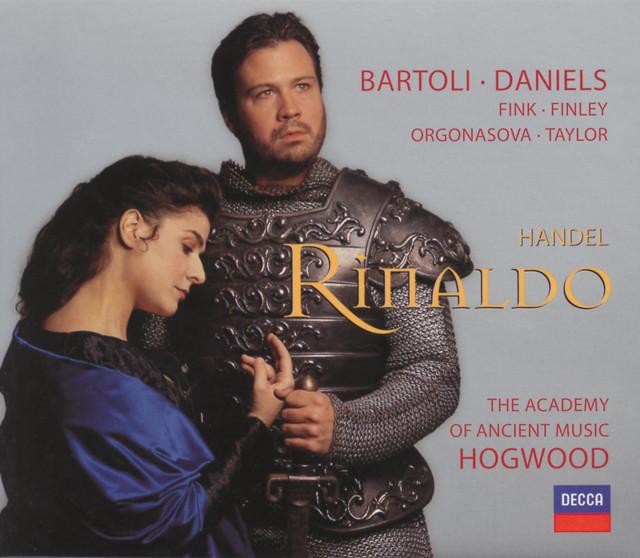 Handel: Rinaldo - complete opera (Original 1711 Version) HWV7a (3CDs) [3 CDs]