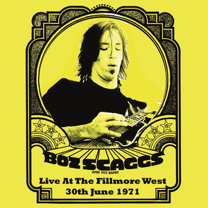 Live At The Filmore West, 30th June 1971