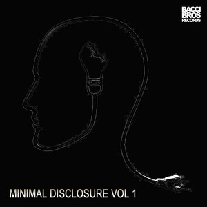 Minimal Disclosure Vol 1 Albumcover