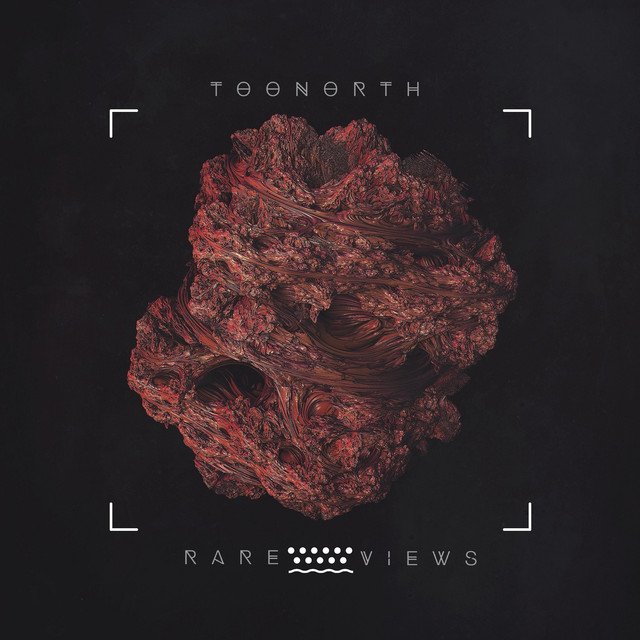 Album cover for Rare Views by Toonorth