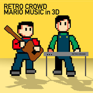 Key & BPM for Bowser's Theme From Super Mario 64 by Retro