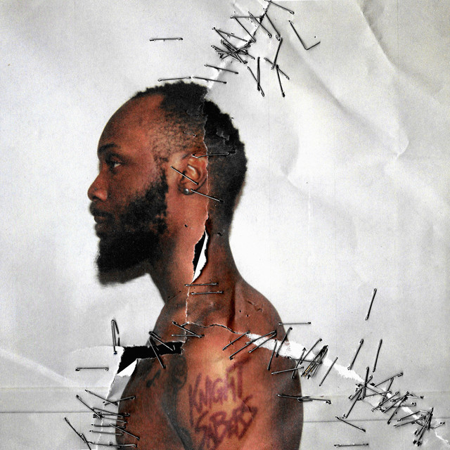 Album cover for Black Ben Carson by Jpegmafia
