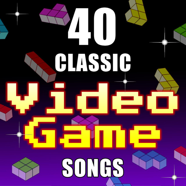 40 Classic Video Game Songs by Video Game Players on Spotify