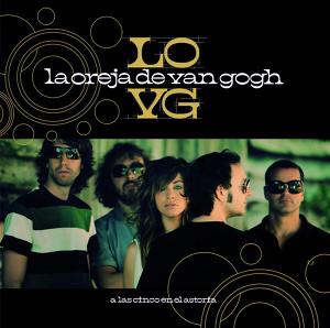 A Las Cinco En El Astoria Albumcover