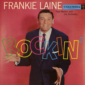 Frankie Laine, Paul Weston That Lucky Old Sun cover