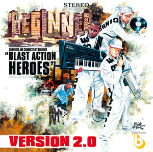 Blast Action Heroes: Version 2.0 album
