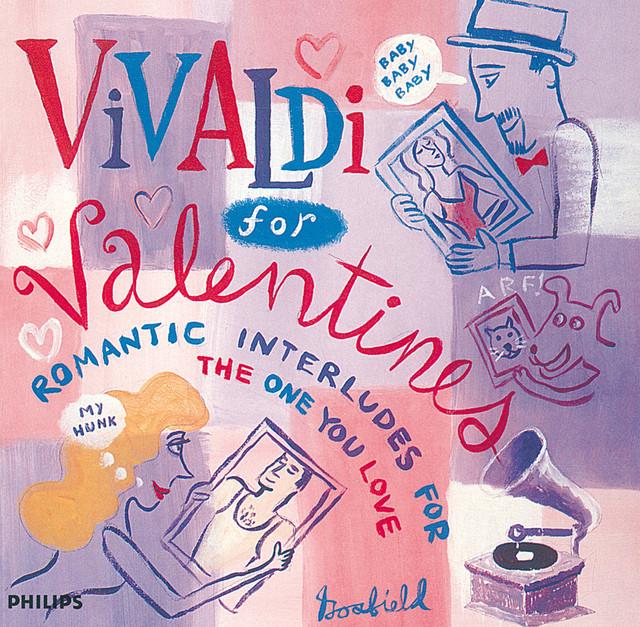 Vivaldi for Valentines Albumcover