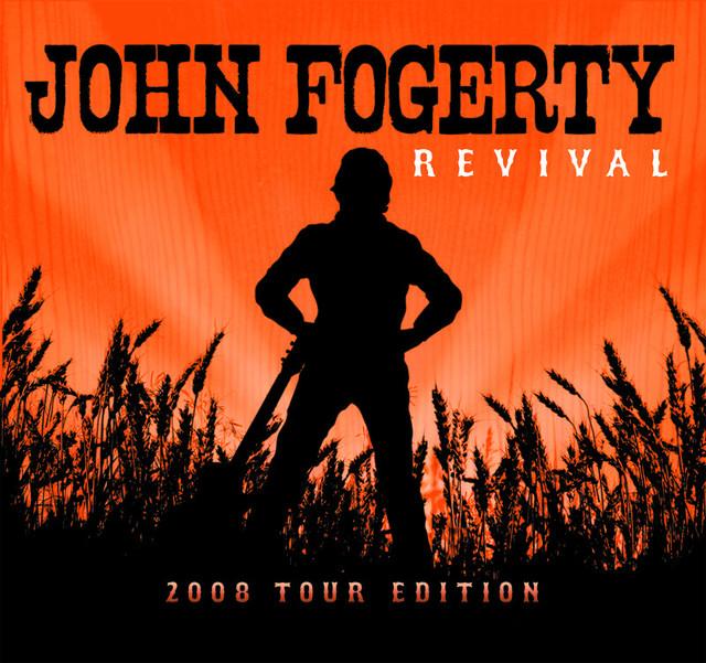 John Fogerty Revival album cover