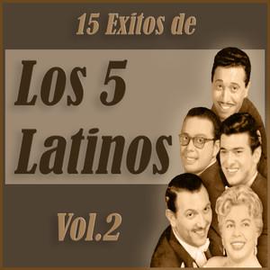 Los Cinco Latinos Cuando Salí de Cuba cover