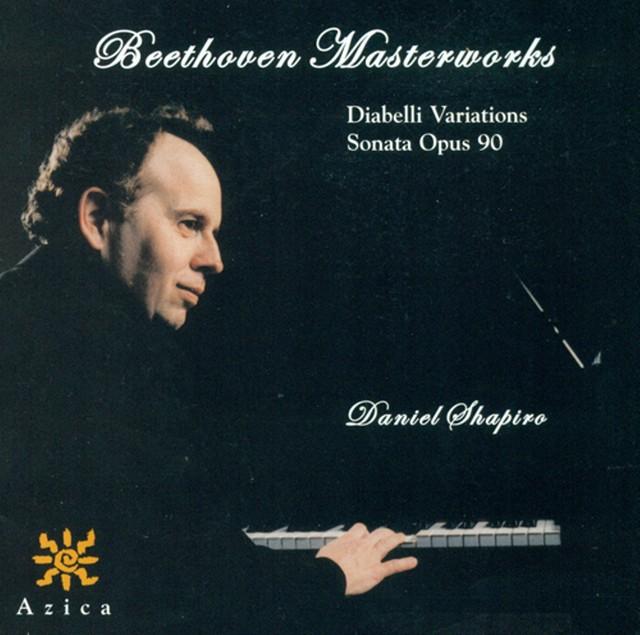 Beethoven, L. Van: Diabelli Variations / Piano Sonata No. 27 Albumcover