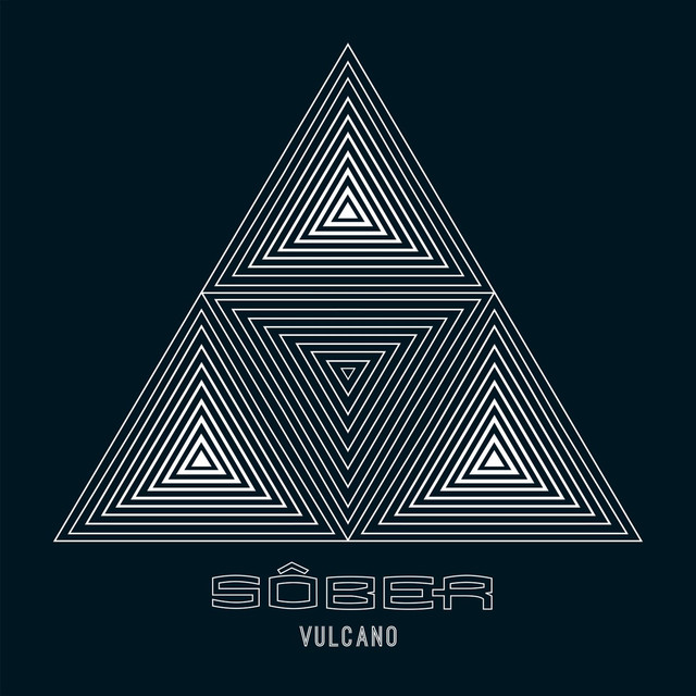 Album cover for Vulcano by Sôber