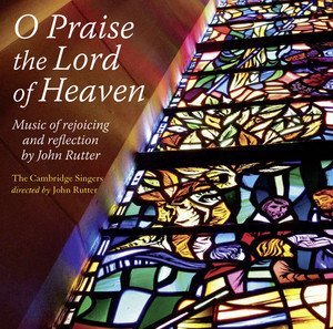O Praise the Lord of Heaven Albumcover