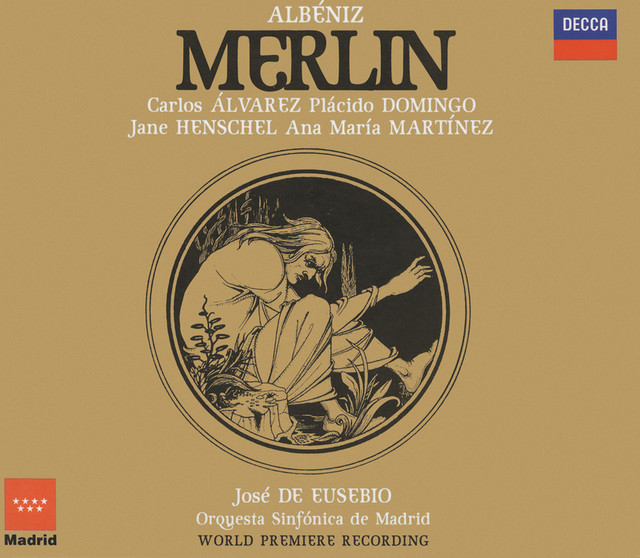 Albéniz: Merlin (2 CDs)