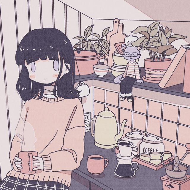 Album cover for ivy league by potsu