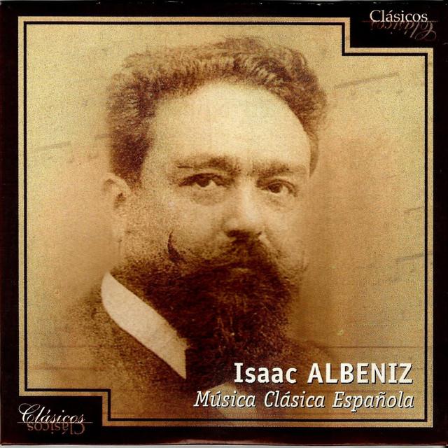 Isaac Albeniz, Música Clásica Española Albumcover