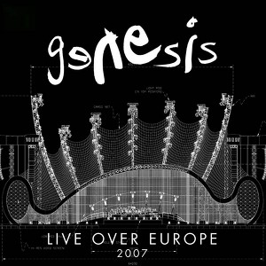 Live Over Europe 2007 Albumcover