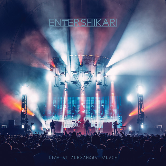 Enter Shikari Live at Alexandra Palace album cover
