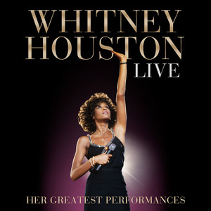 Whitney Houston Live: Her Greatest Performances Albumcover