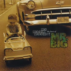 Big, Bigger, Biggest! The Best Of Mr. Big [Japan Version] album