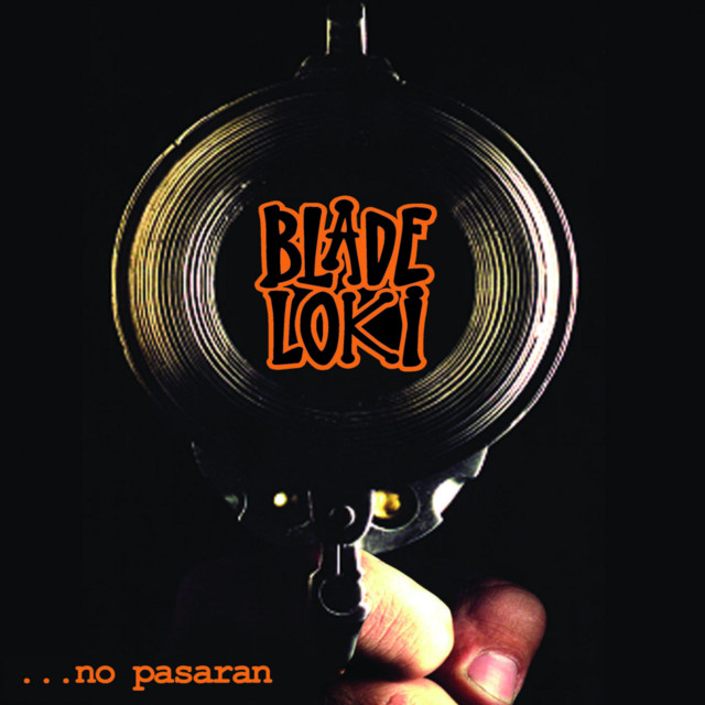 Album cover for No pasaran by Blade Loki