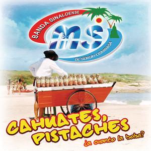 Cahuates, Pistaches Albumcover