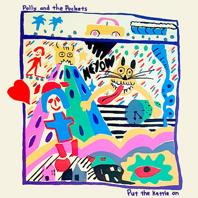 Artwork for Down the River by Polly and the Pockets