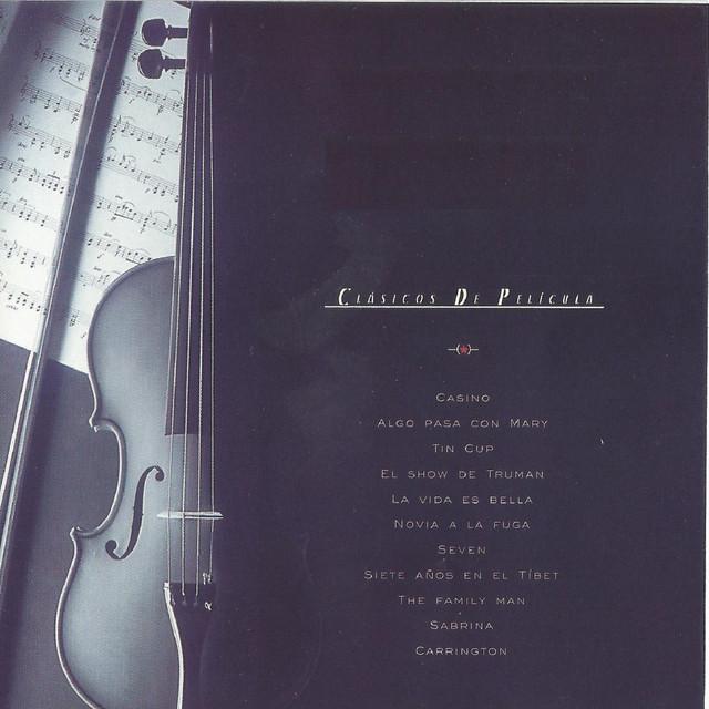 Clásicos de Película Albumcover