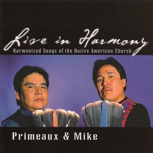 Live in Harmony - Harmonized Songs of the Native American Church