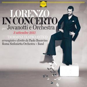 Lorenzo In Concerto Per Jovanotti E Orchestra, Taormina Teatro Antico Albumcover