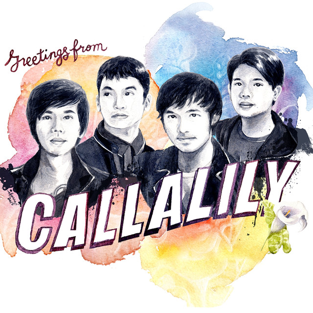Greetings from Callalily